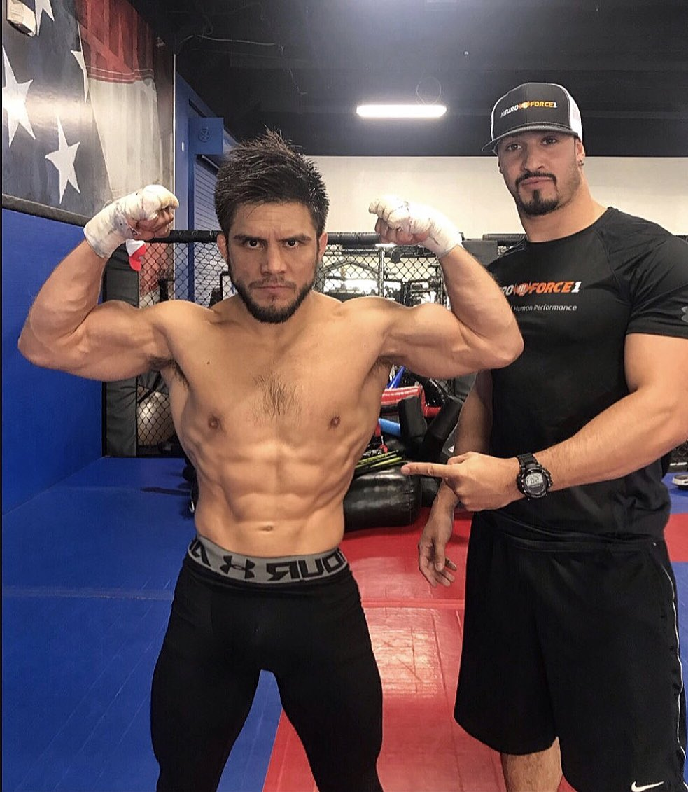 Image result for henry cejudo muscles