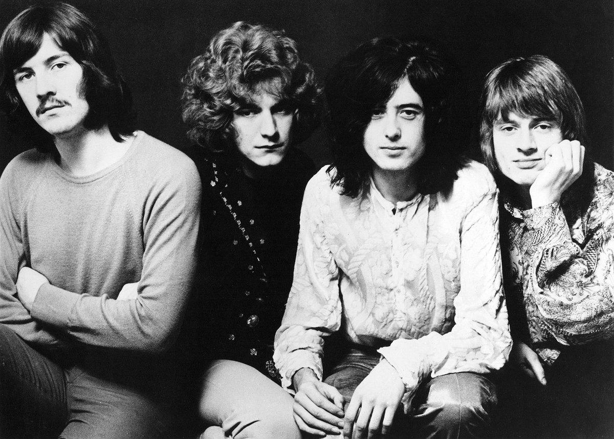 Stereogum's photo on Led Zeppelin