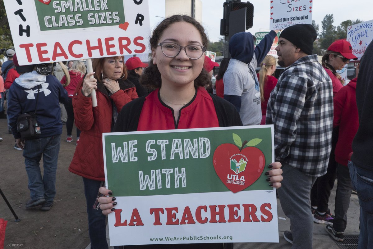 United Teachers Los Angeles On Twitter Mia Medina Was Removed From