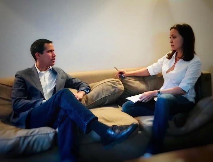 Alexander Tirado's photo on #EstoyConGuaido