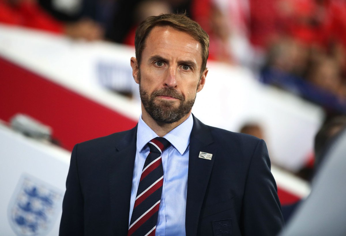 Actu Foot's photo on Gareth Southgate