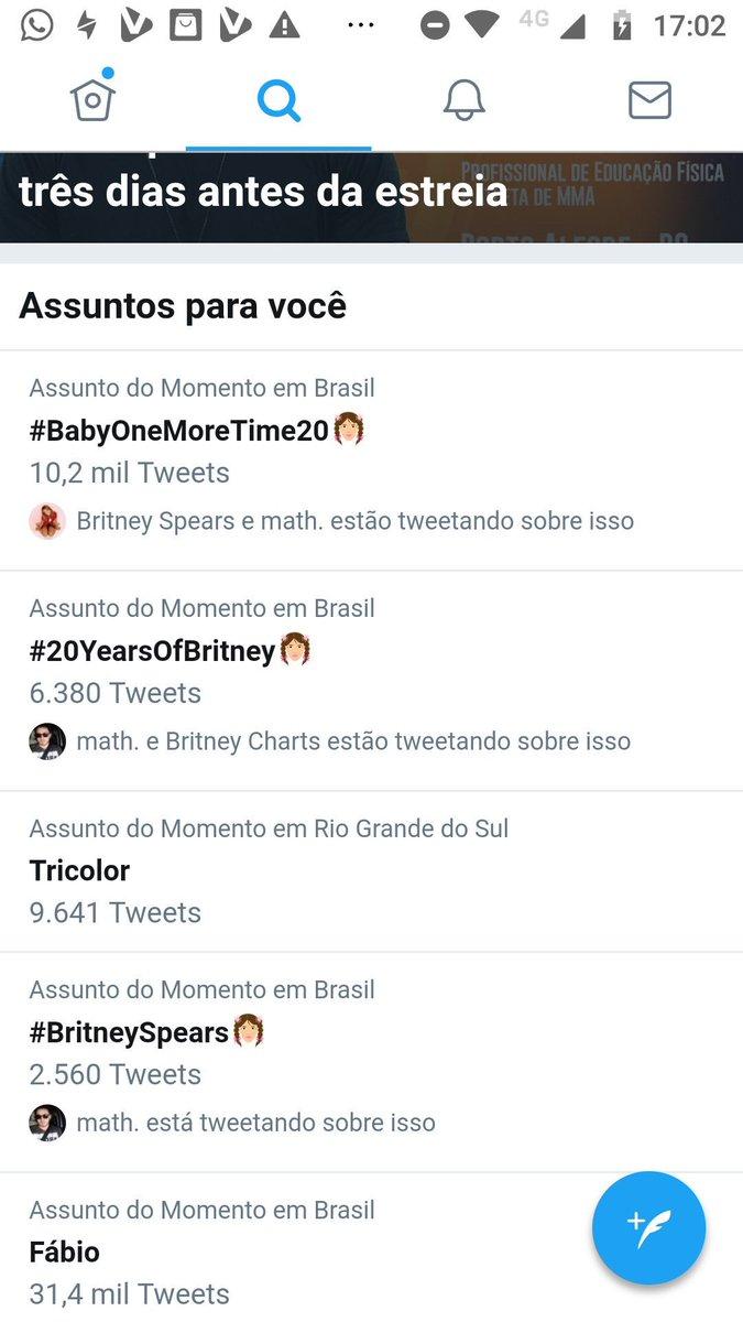 Fiebre Britney's photo on #BabyOneMoreTime20