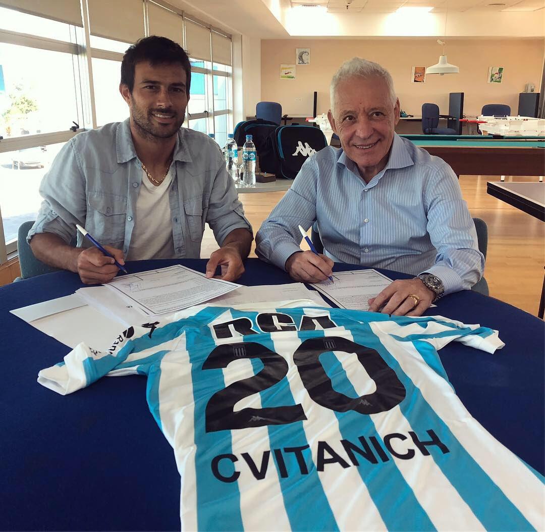 VarskySports's photo on Darío Cvitanich