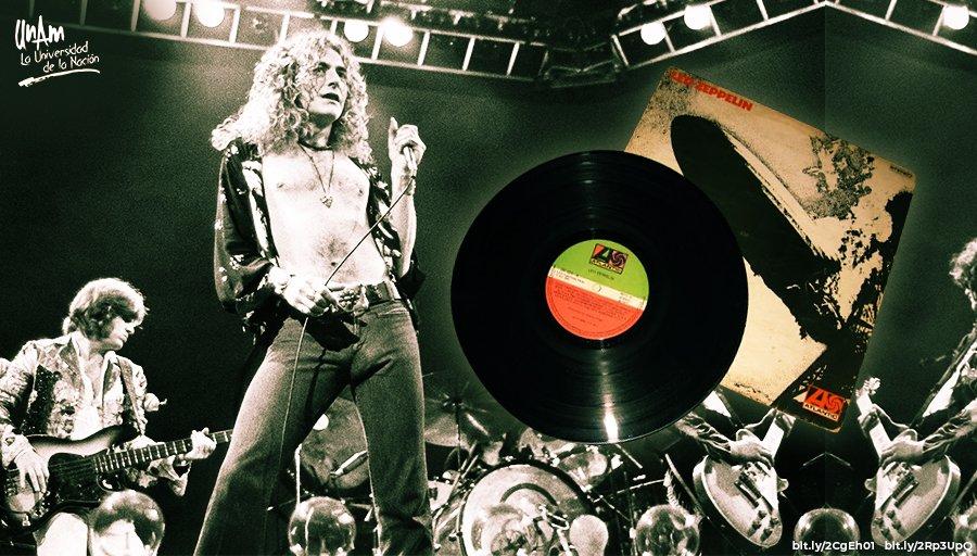 UNAM's photo on Led Zeppelin