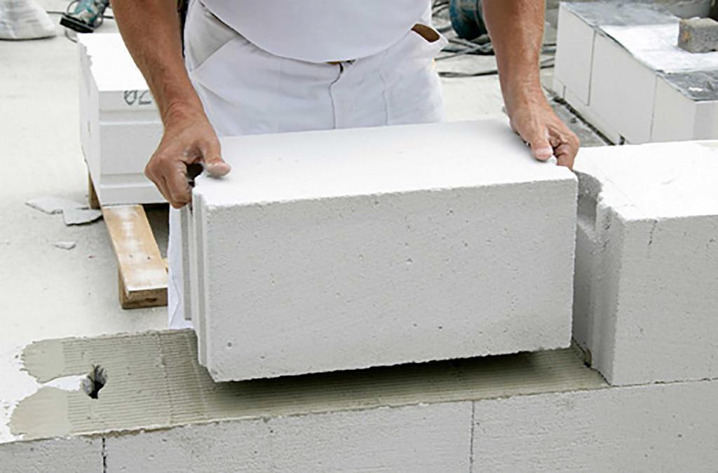 из чего изготавливают газобетонные блоки