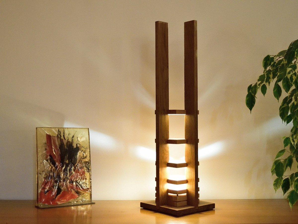 woodlampdesign's photo on Lampe