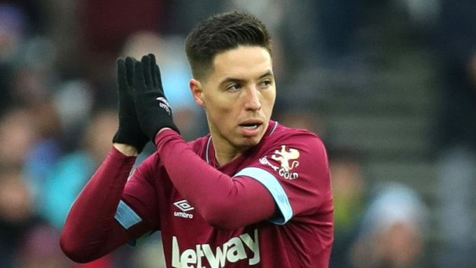 Gonna scout Nasri in #MOTD today! A snip at £ Any early takers ? #FPL Photo