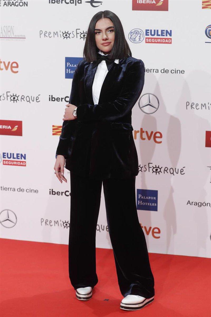 ALBA RECHE 3520 ❤️🦉's photo on #PremiosForqué