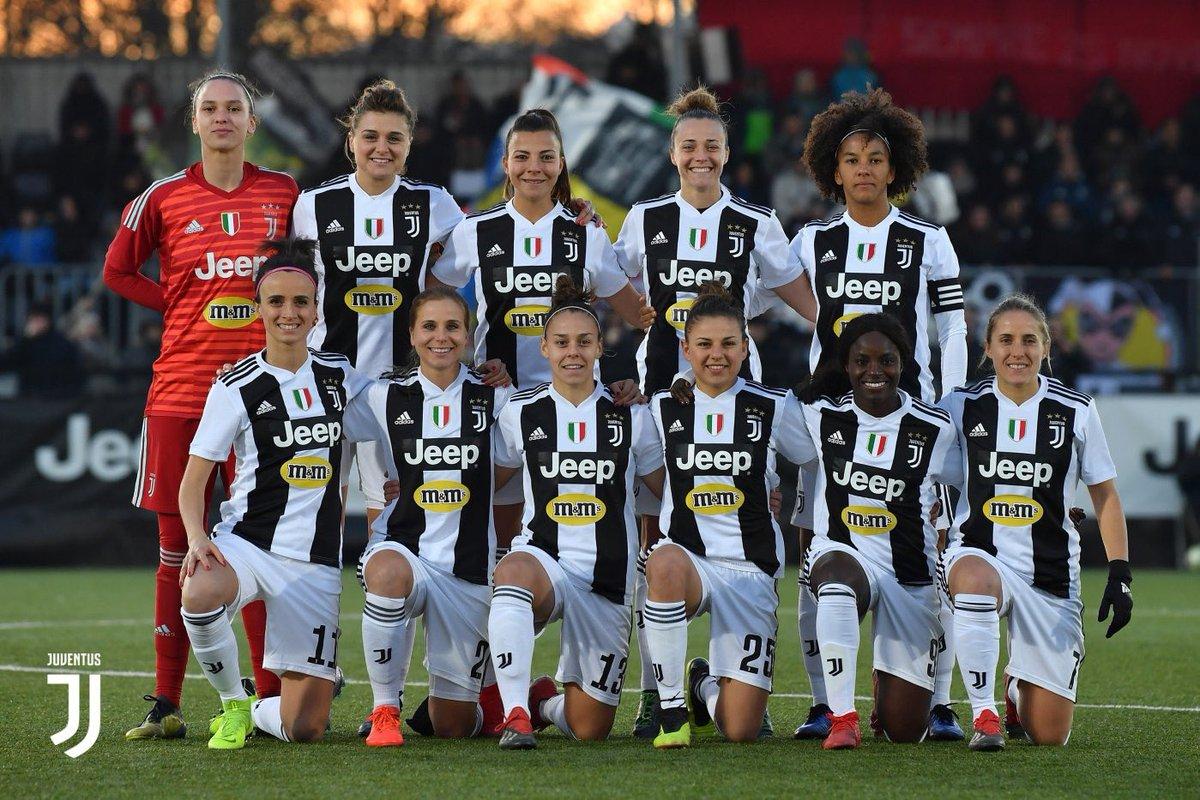 Tre punti importantissimi per proseguire il nostro cammino #JuveFlorentia #JuventusWomen
