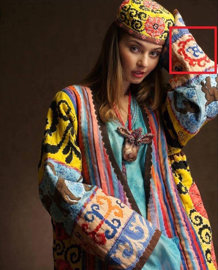 Фото узбечек в национальных костюмах