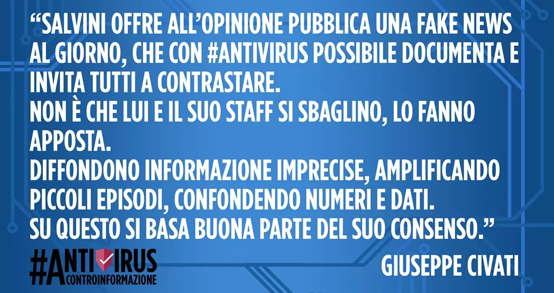 #Antivirus's photo on #12gennaio