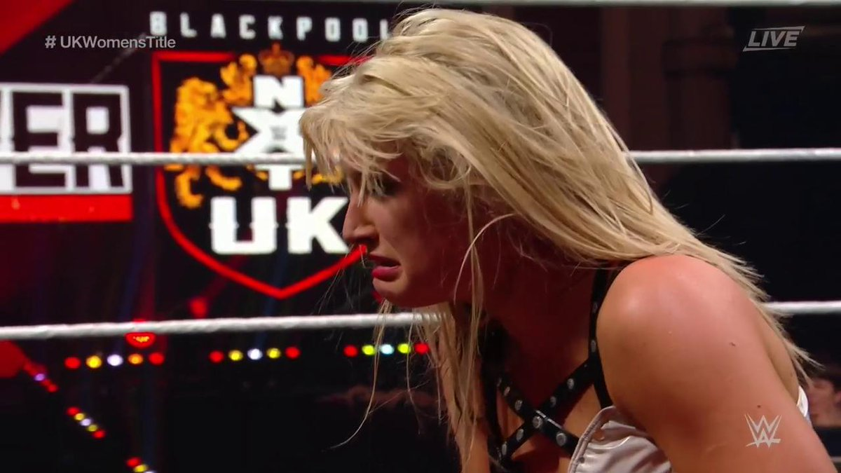 "New Champion Crowned At WWE NXT UK ""Takeover: Blackpool"" (Photos, Videos)"