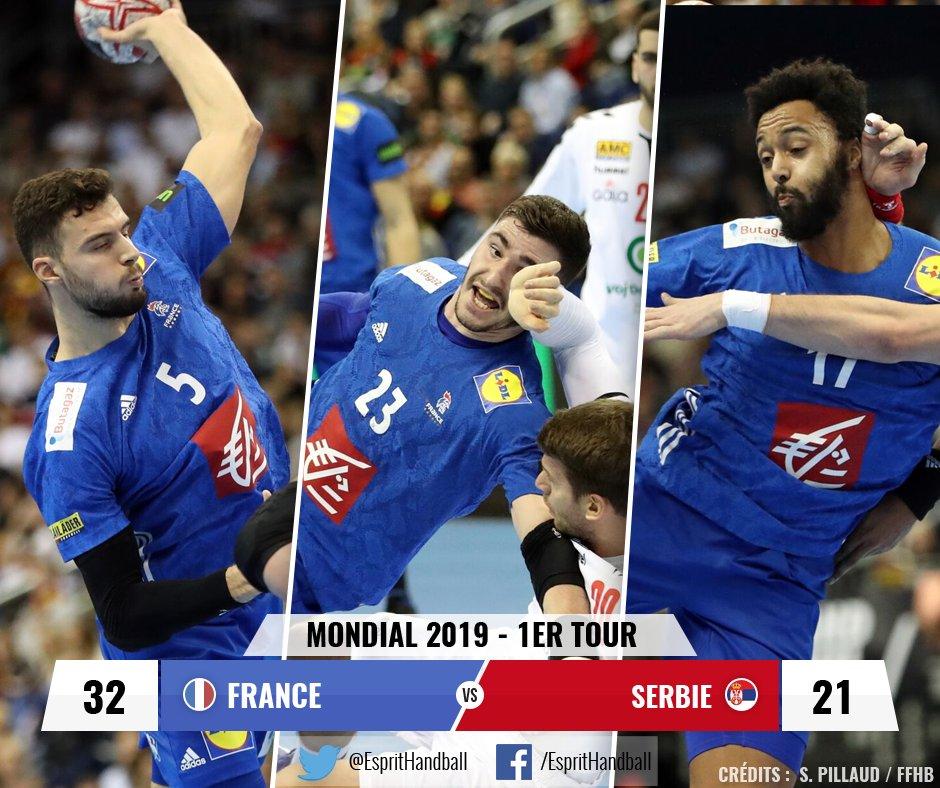 Esprit Handball's photo on Serbie