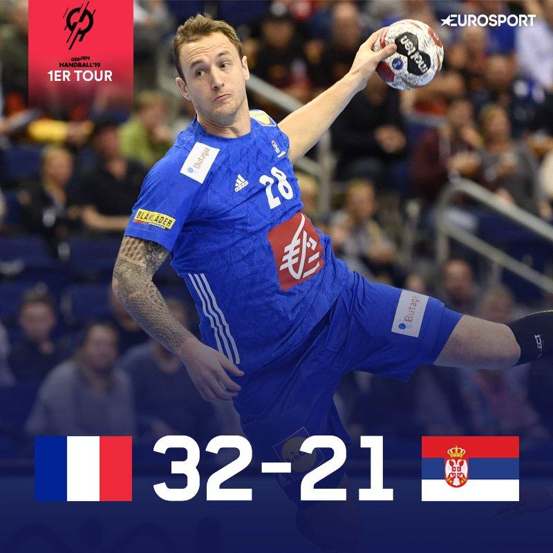 Eurosport.fr's photo on Serbie
