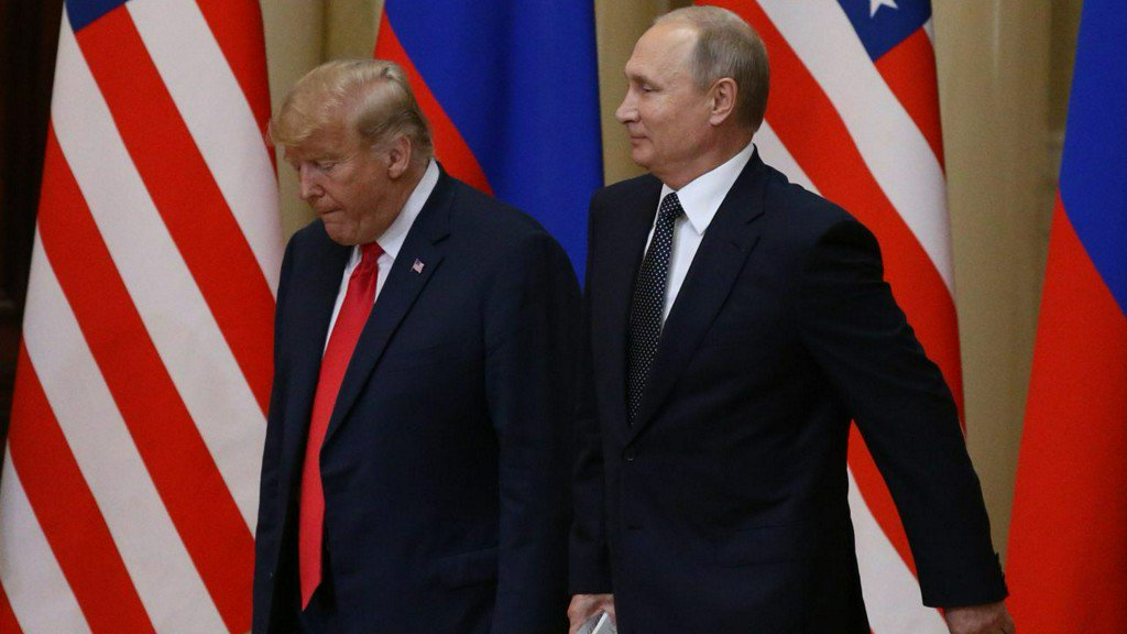 Trump concealed details of meetings with Putin, Washington Post reports