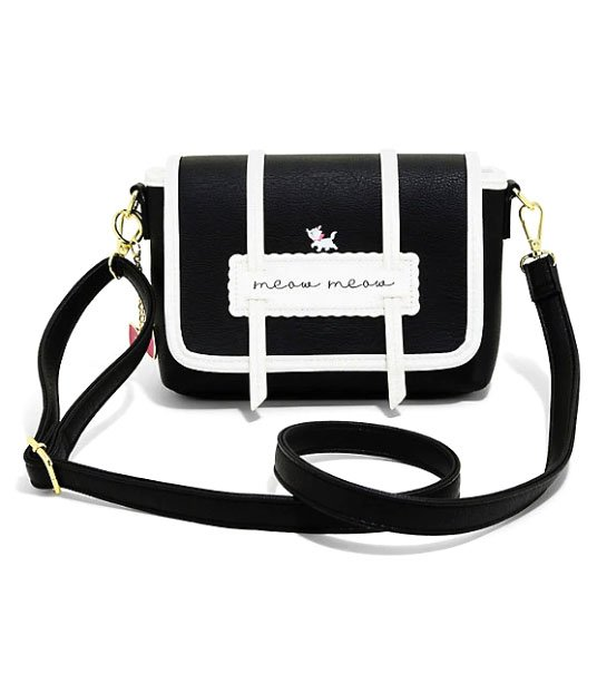 RT & follow @Loungefly for the chance to win this @BoxLunchGifts exclusive Arisocats Marie crossbody bag!