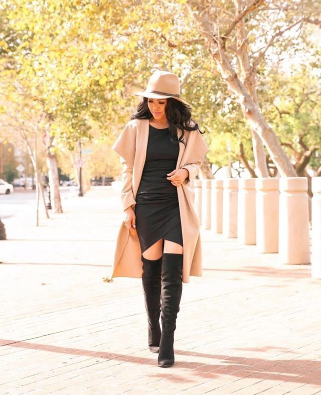 82714fb3fdf Winter Chic with  anniemaithai in the Cheera Boot http   bit.ly ...