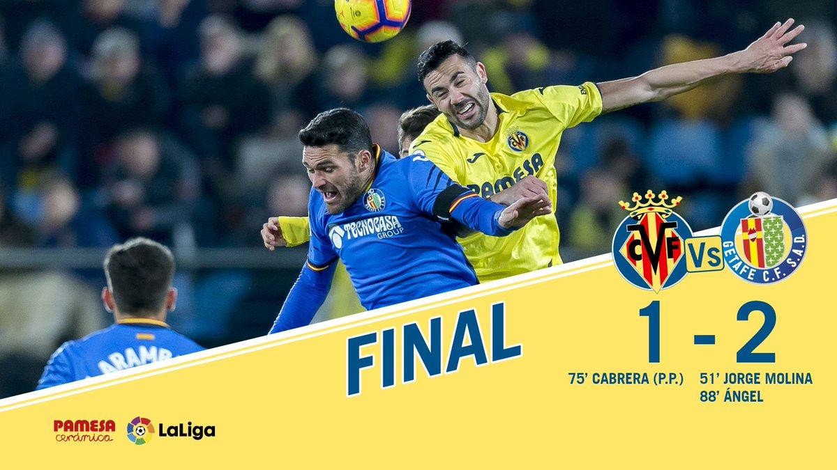 Villarreal-Getafe