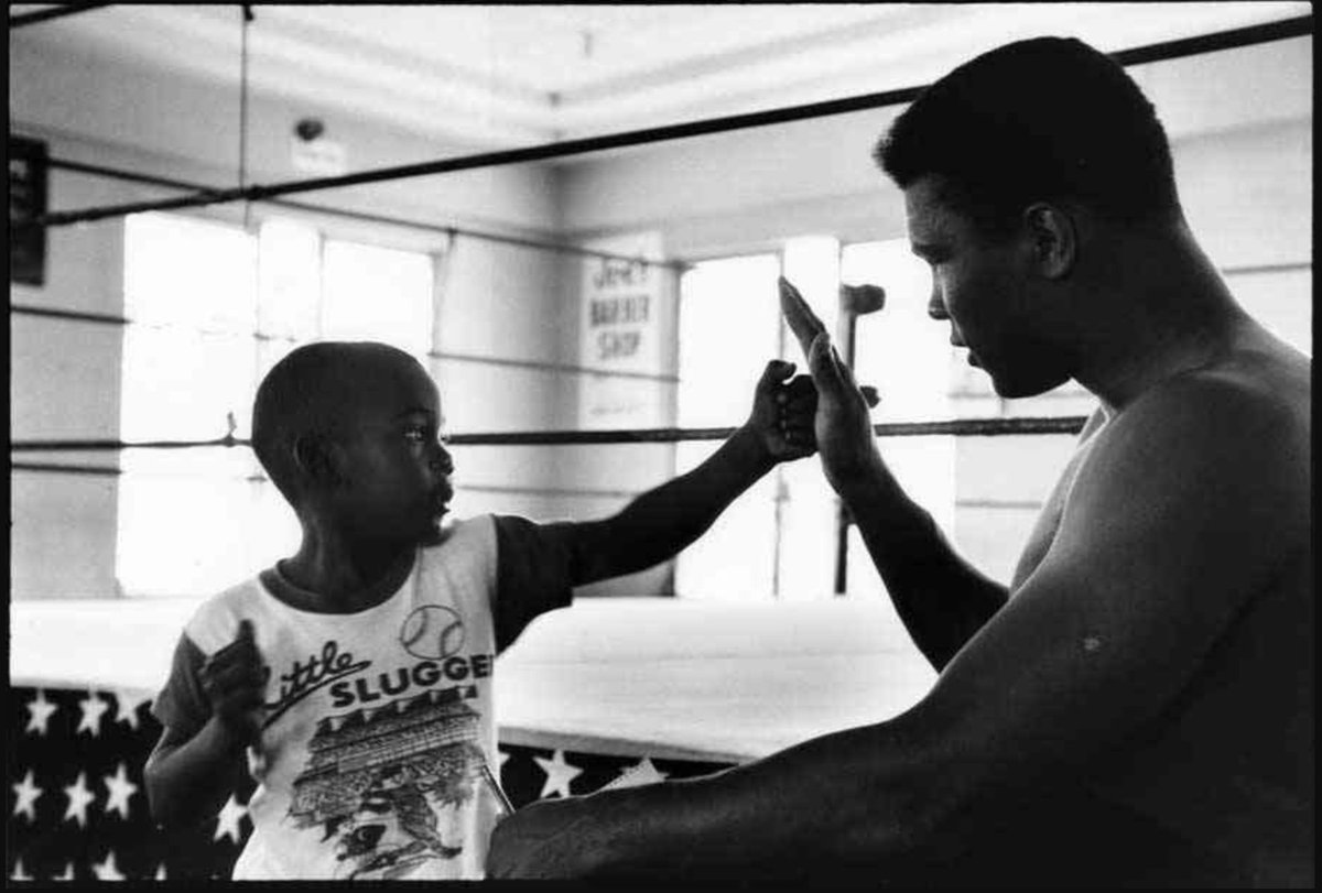 """'Don't count the days; make the days count."""" ~Muhammad Ali"""