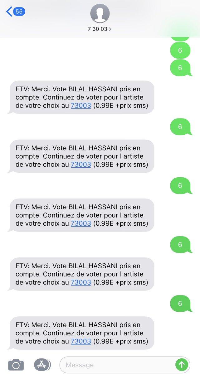 RT @sulivangwed: SULIVAN VOTE BILAL🎈 @iambilalhassani @EurovisionF2  #DestinationEurovision #VoteBilal https://t.co/dbcHQguSJn