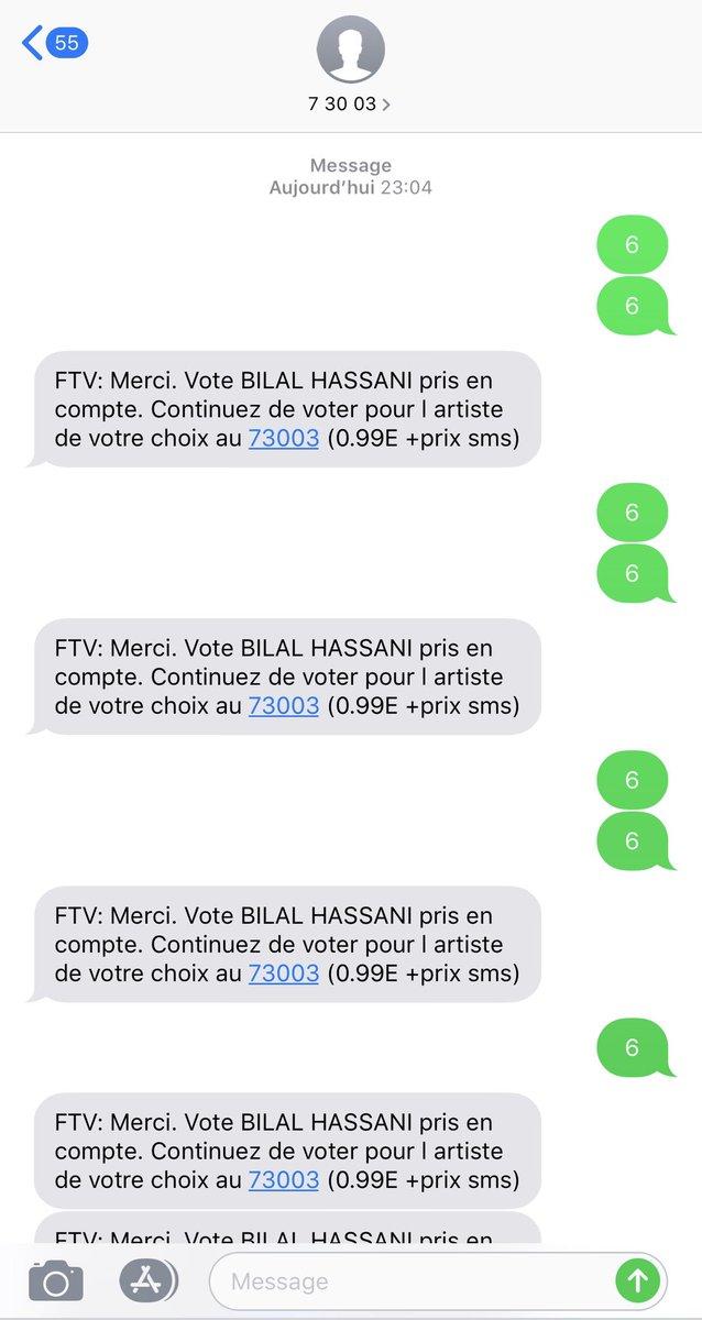 SULIVAN VOTE BILAL🎈 @iambilalhassani @EurovisionF2  #DestinationEurovision #VoteBilal https://t.co/dbcHQguSJn