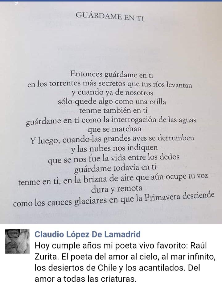 Martín Llade's photo on Claudio López Lamadrid