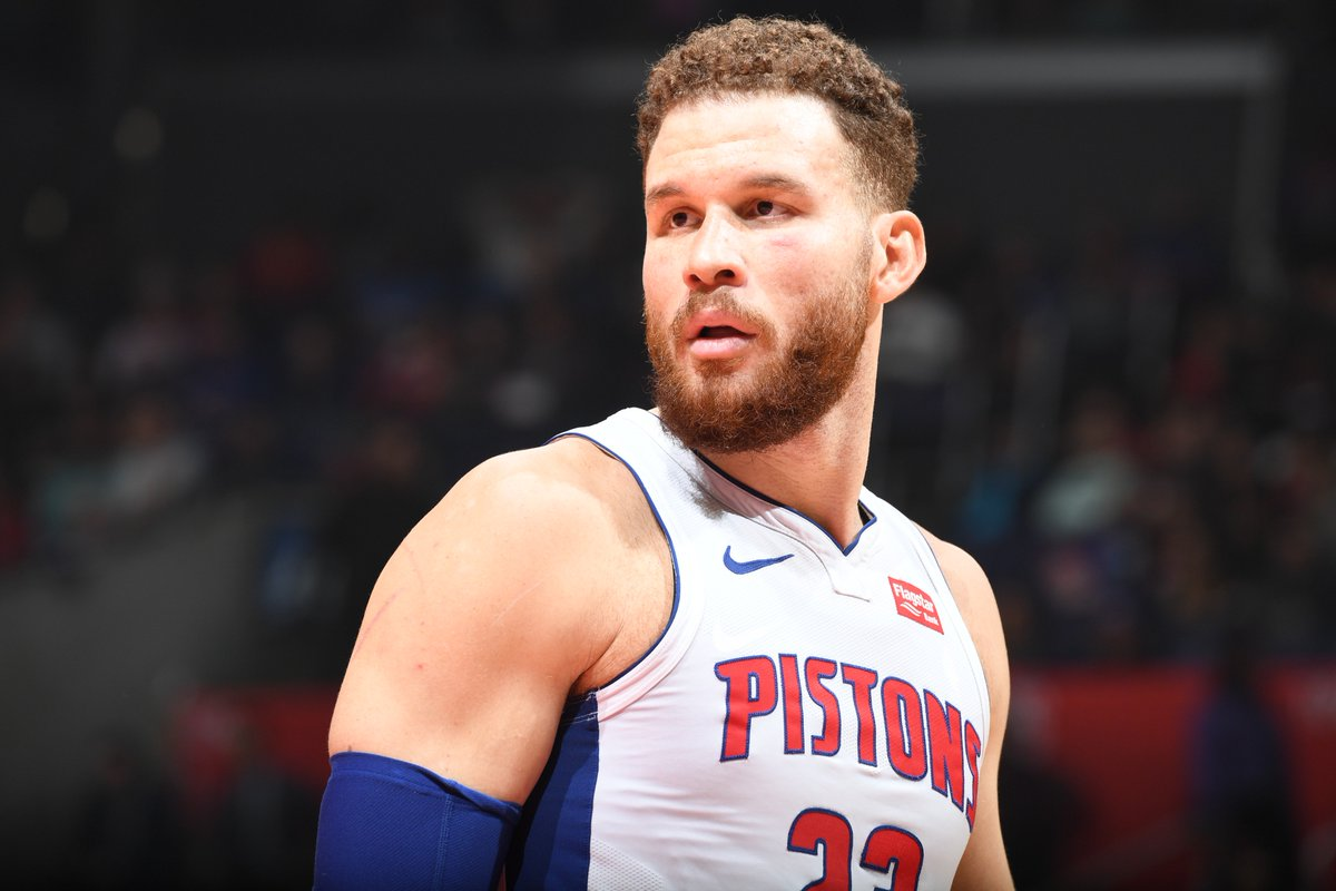 NBA's photo on Blake Griffin