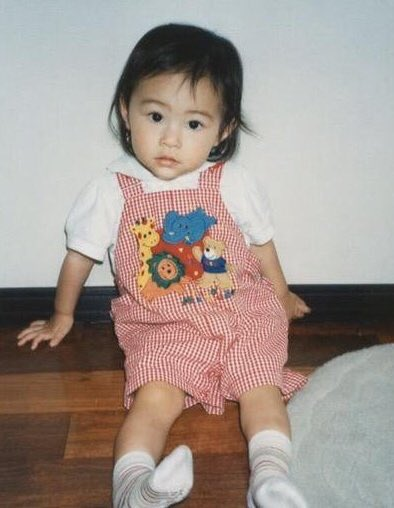 Jurina Pics On Twitter Imagine Being A Cute Baby And Then The Most
