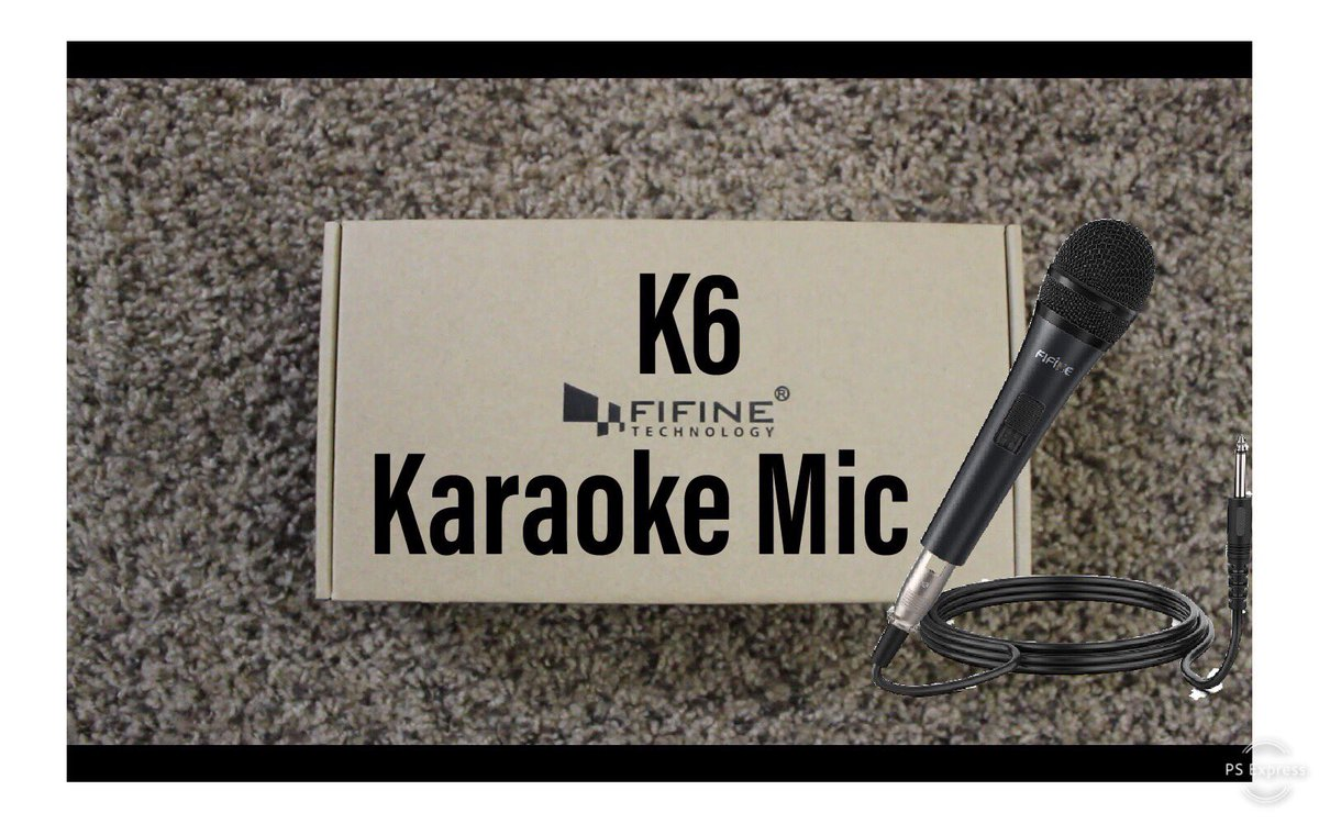 #productreview coming soon! #youtube #karaoke #fifine #fifinetechnology @mixcraft #mixcraft #Finalcut #youtube #youtubechannel #youtuber #yt #microphone #mic #subscribe #youtube