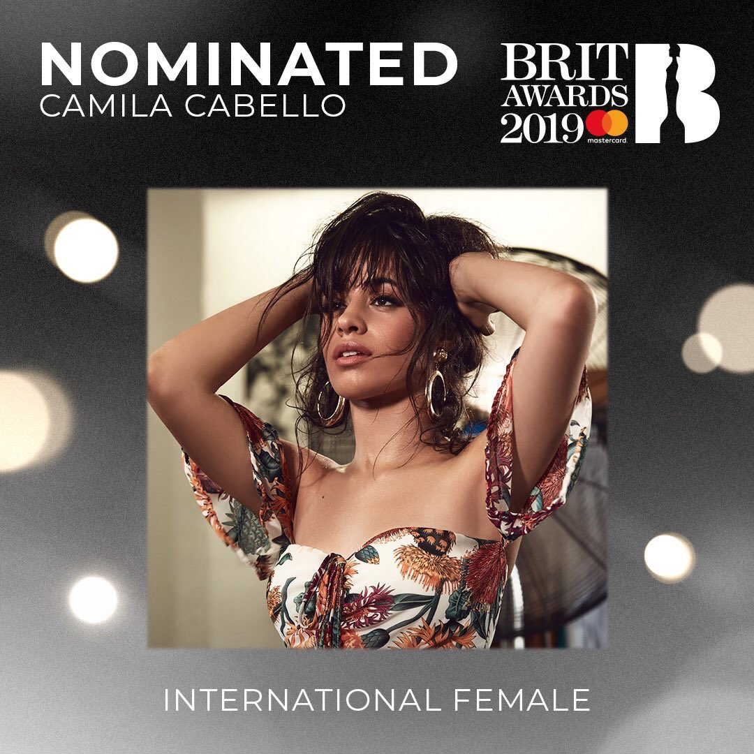 thank you !! 💜✨ #BRITs