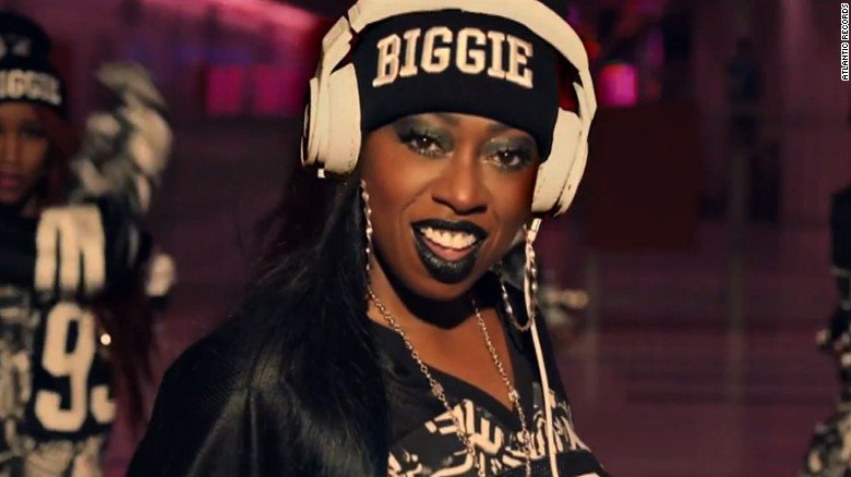 Missy Elliott becomes the first female hip-hop artist to be inducted into the Songwriters Hall of Fame https://t.co/ZdG1i4UCt0