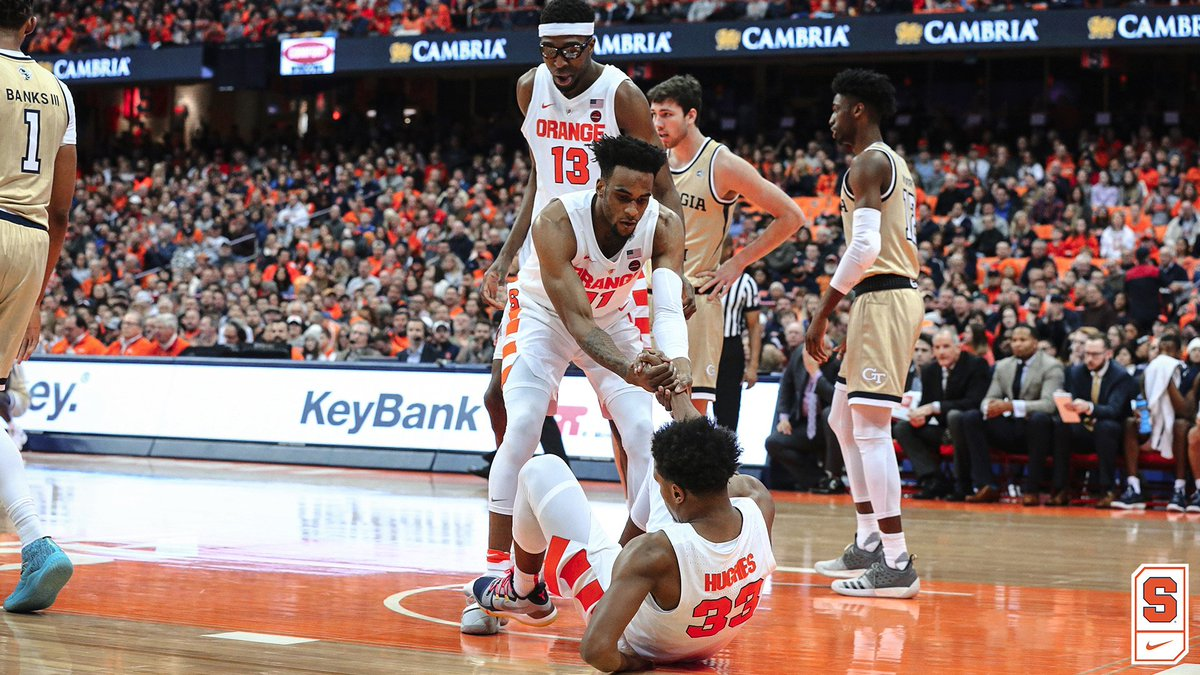Syracuse no contest for Georgia Tech in Dome loss (full coverage)