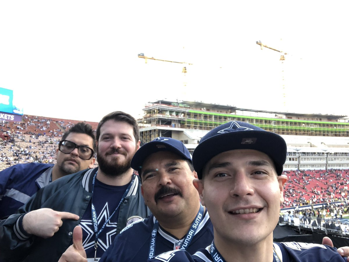 Guillermo's photo on Go Cowboys