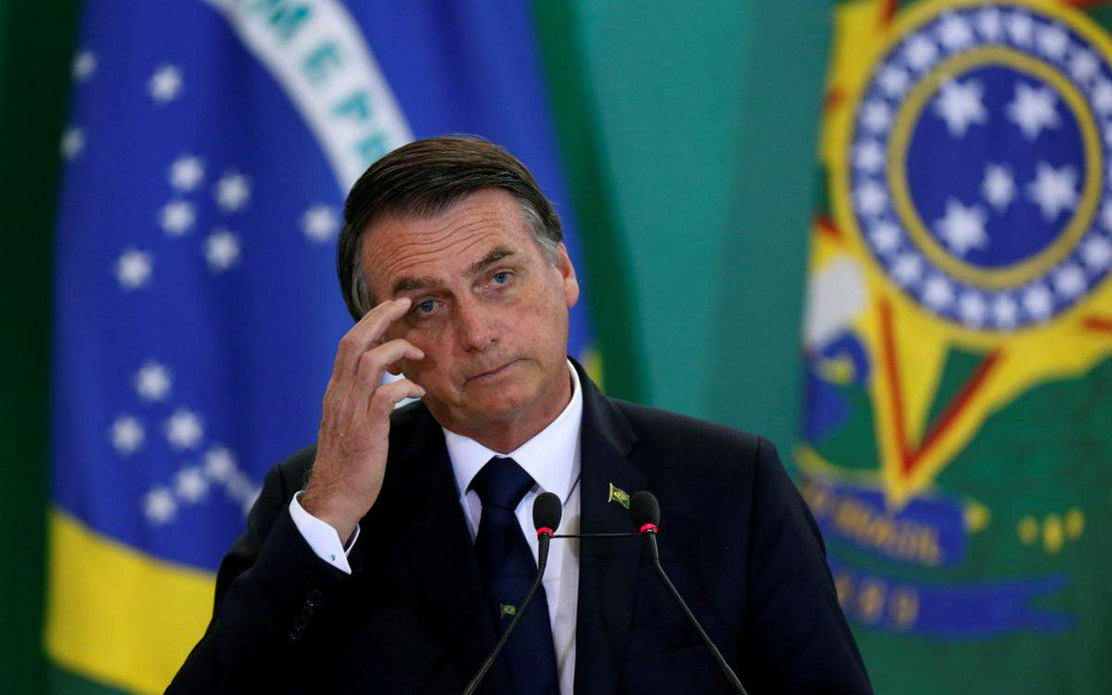 Brazil president says he wants free trade with 'the entire world' https://t.co/OD2nrki11l
