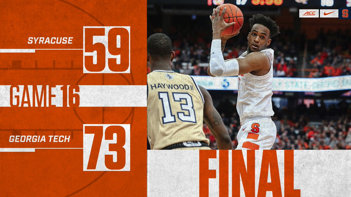 Syracuse Basketball On Twitter Final 4 Game Win Streak Snapped