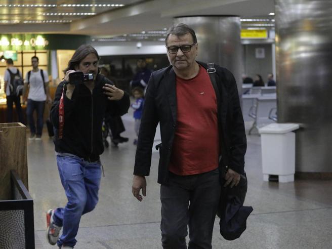 Arrestato Cesare Battisti in Venezuela, a Santa Cruz Photo