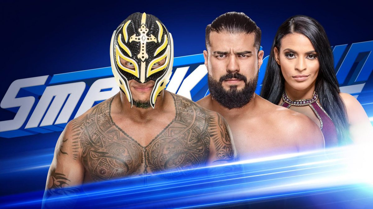 News For Tonight's WWE SmackDown & 205 Live - Birthday Bash, Open Challenge, WWE Title Match Hype