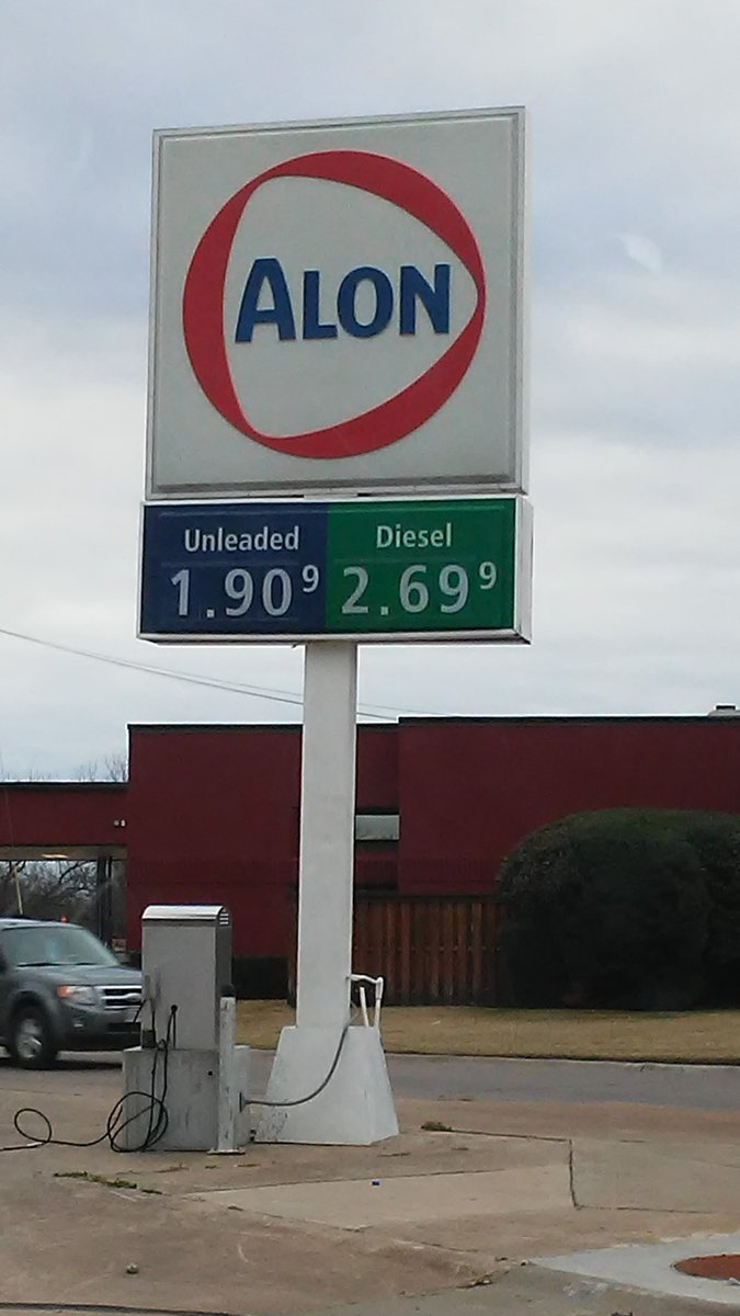 Gasoline has gone down @ $.65 in the last few months here. Am curious of the price of fuel where you all live. #gasoline #cars #HighOrLow