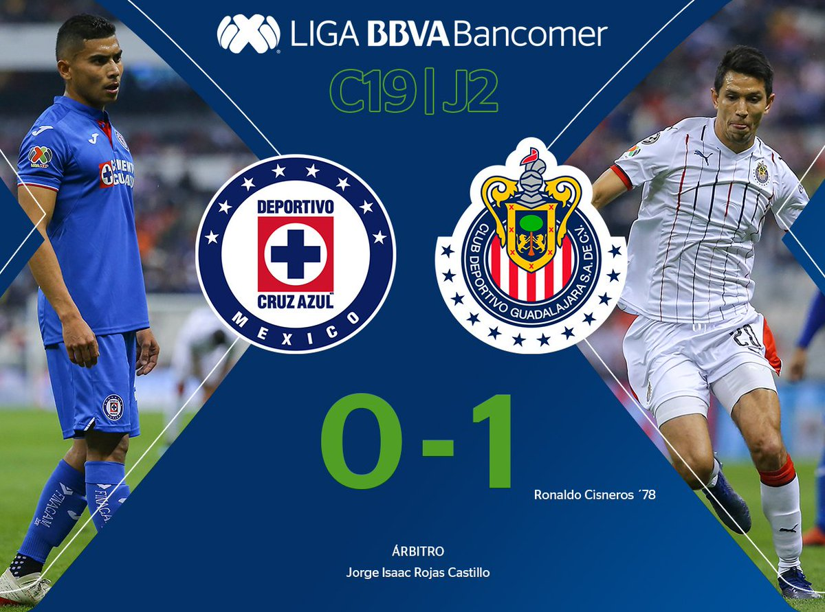 LIGA Bancomer MX's photo on El Cruz Azul