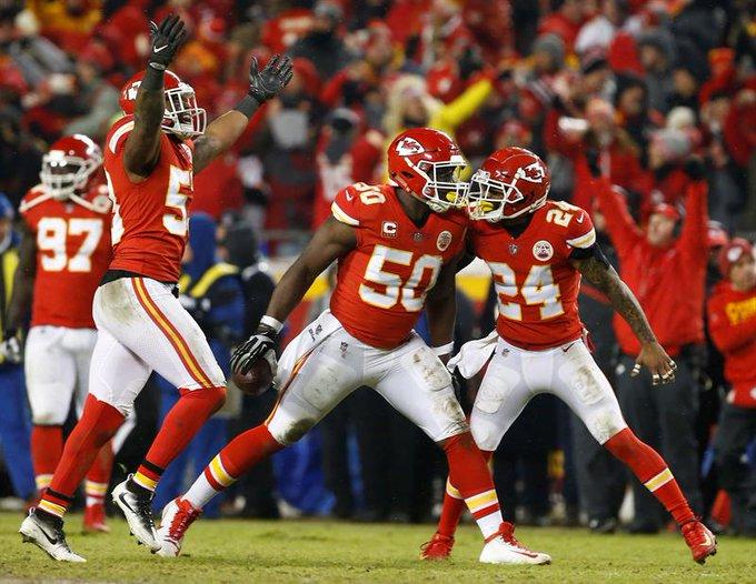 #NFL Mahomes guía a Chiefs a la final de Conferencia Photo