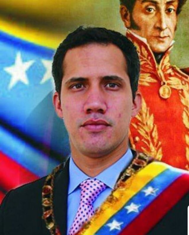 Informacion_Vz's photo on #EstoyConGuaido