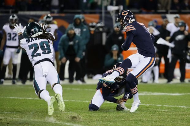 The Cody Parkey Challenge Latest News Breaking Headlines And Top