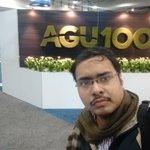 Image for the Tweet beginning: #agu18