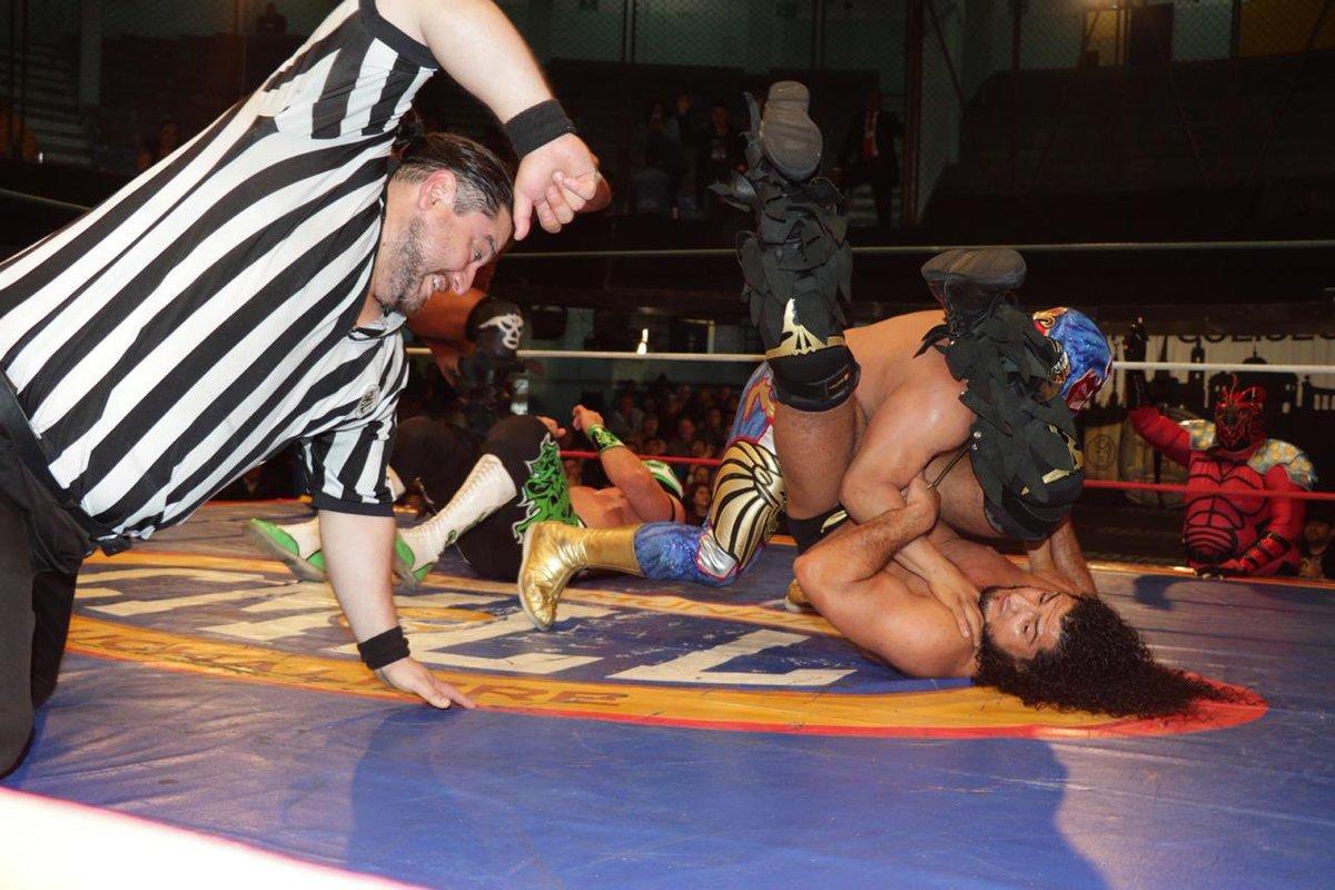 CMLL: Una mirada semanal al CMLL (Del 10 al 16 de enero de 2019) 7