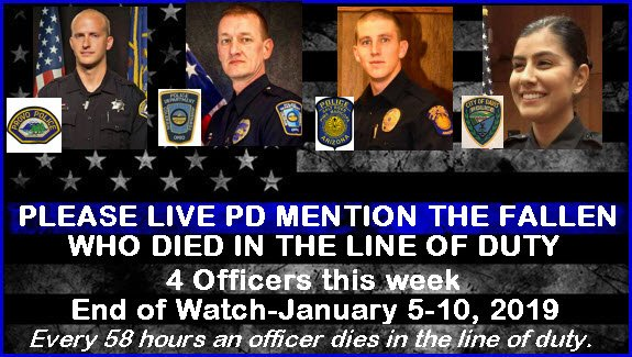 💙Back The Blue Carrie💙's photo on #livepd