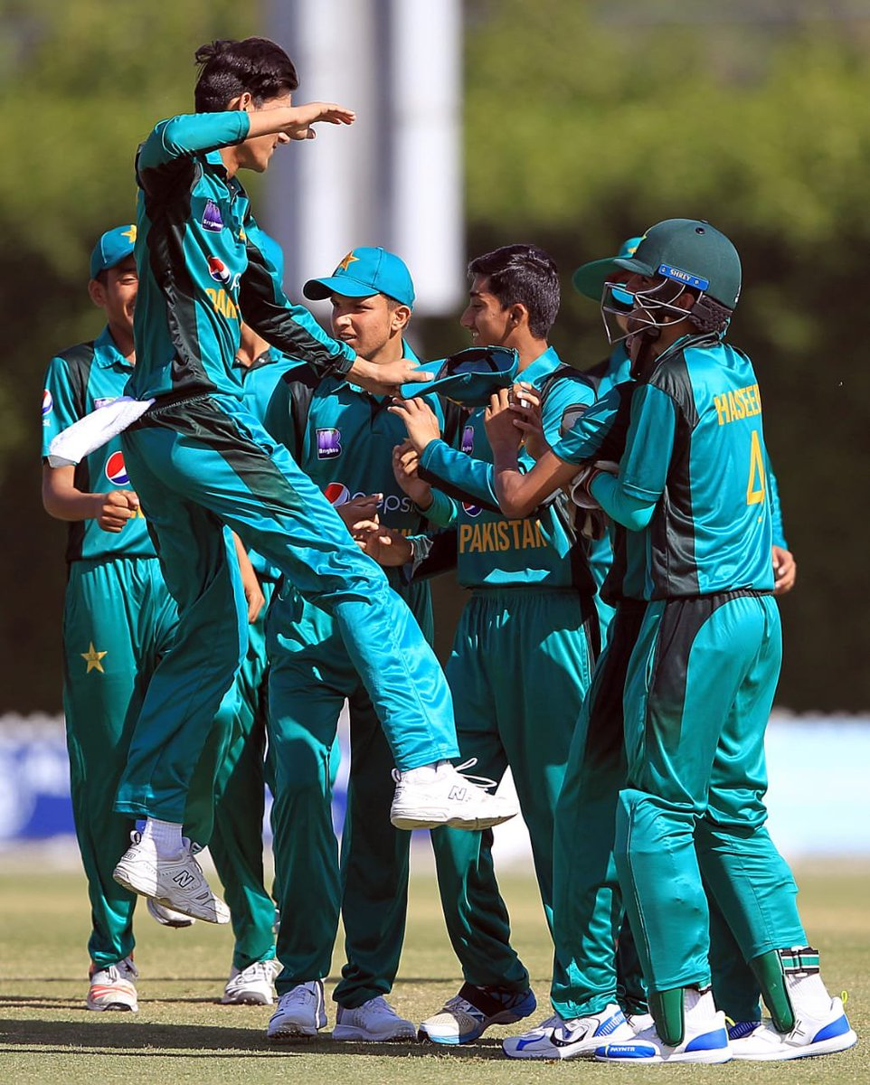 Australia Under-16s defeat Pakistan Under-16s by 27 runs in the fourth One-Day game