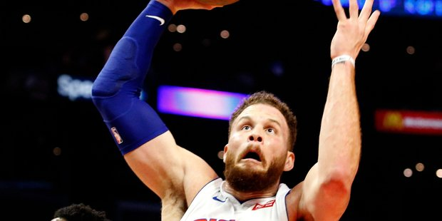 Les Sports +'s photo on Blake Griffin