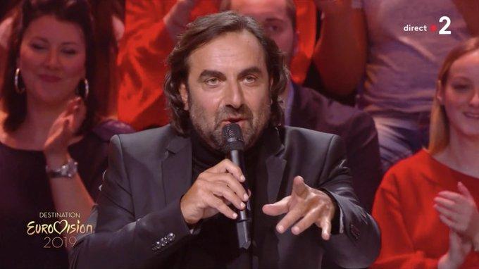 Le très bel hommage de André Manoukian à Bilal Hassani : Il invente le chanteur inclusif #DestinationEurovision Photo