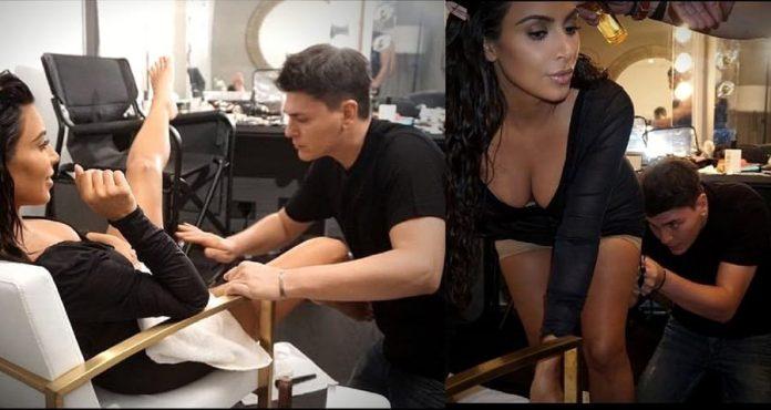 Le maquillage vaginal, les sœurs Kardashian l'ont déjà adopté http://bit.ly/2QNbrK0