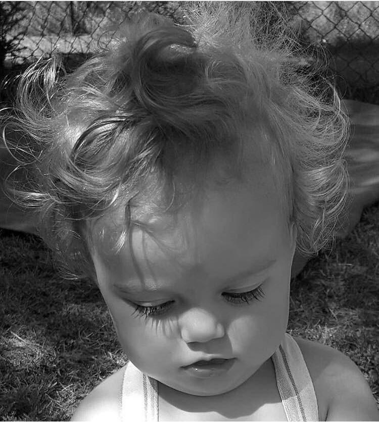 Verlief op jou, my bossiekopbaba Elah  Photocred 📸 Renette Breytenbach